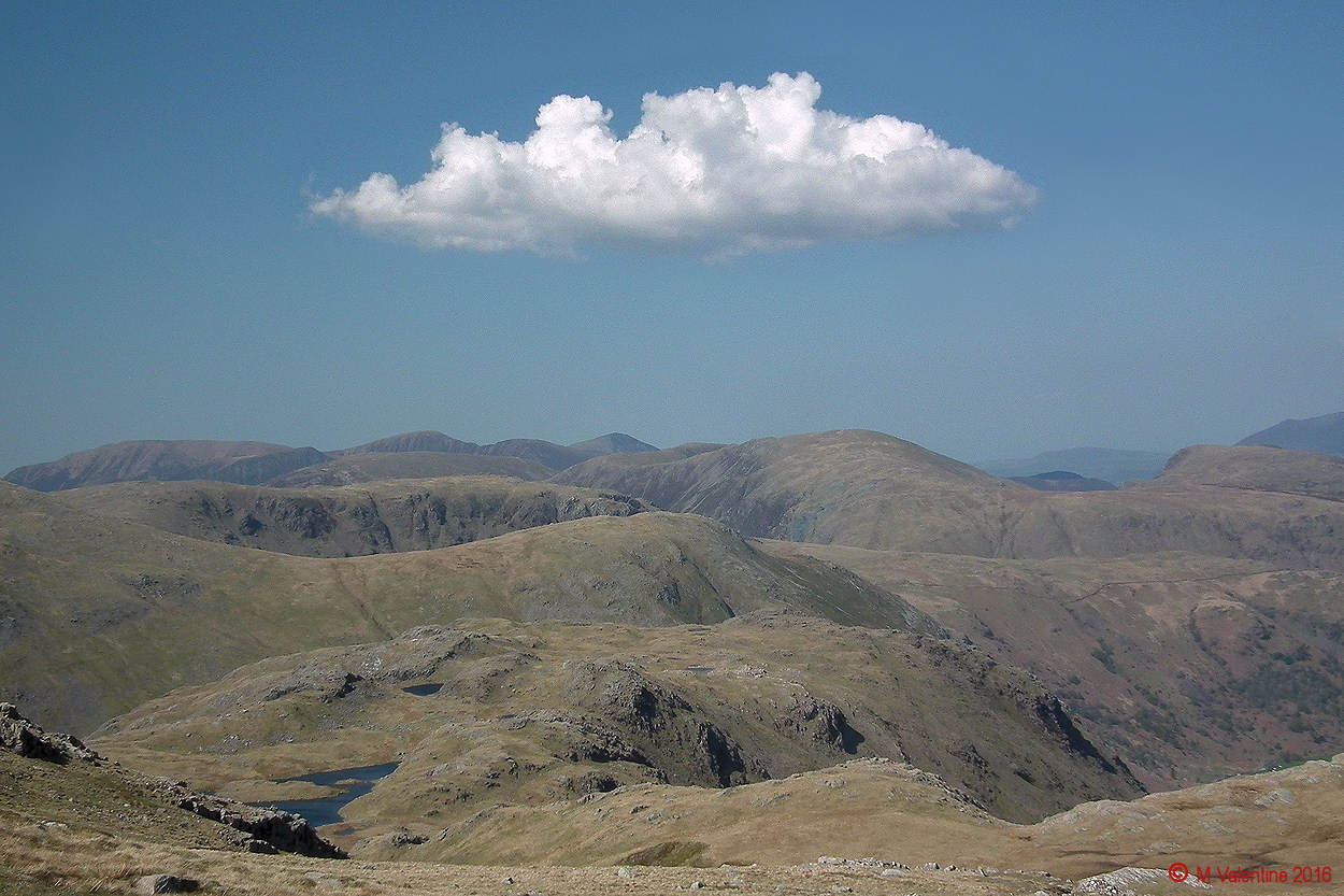 36 - The only cloud I saw all day (Taken from Esk Hause).jpg