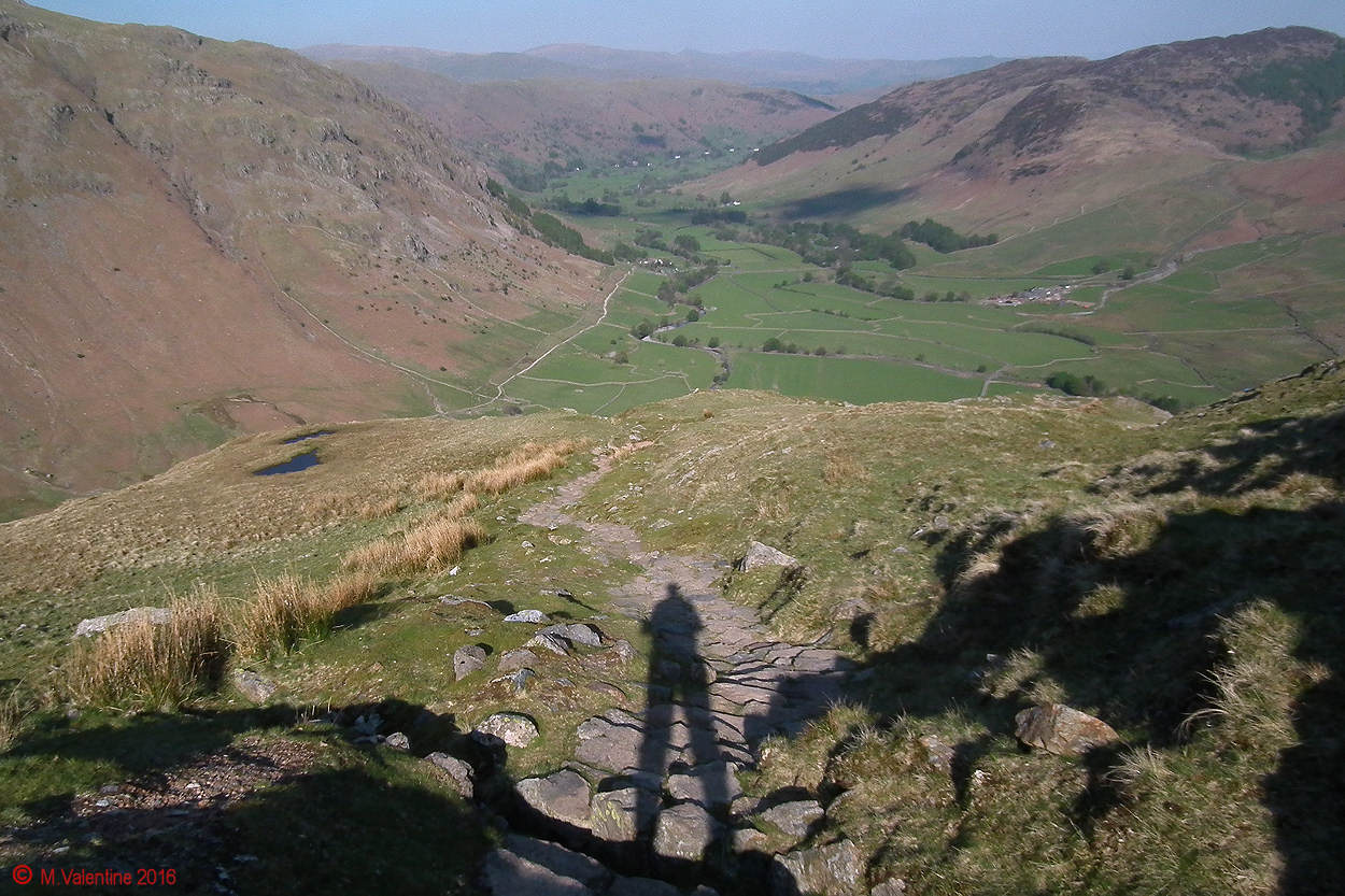 42 - Heading back to Great Langdale Valley (Tired but happy).jpg