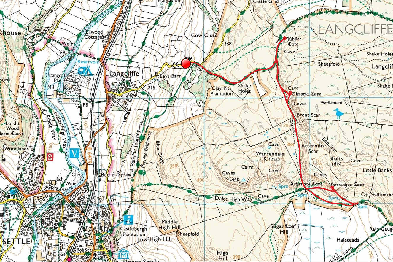 # Map of Route Walked.jpg