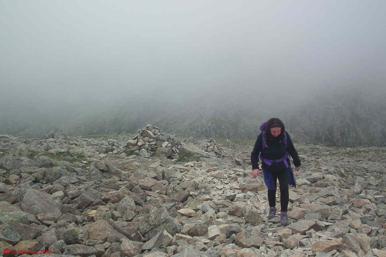 09 - My sister almost at the top of Scafell Pike.jpg