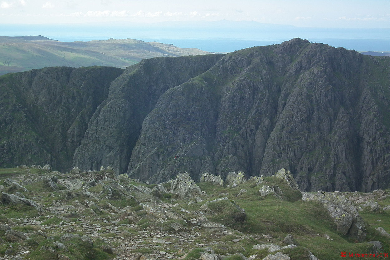 14 Dow Crag from Coniston Old Man summit plateau.jpg