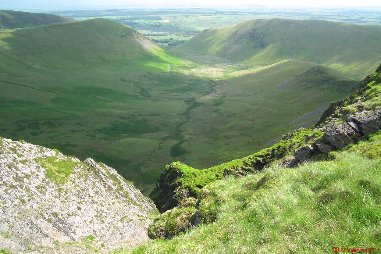 30 Looking down Bannerdale from Bannerdale Crags.jpg