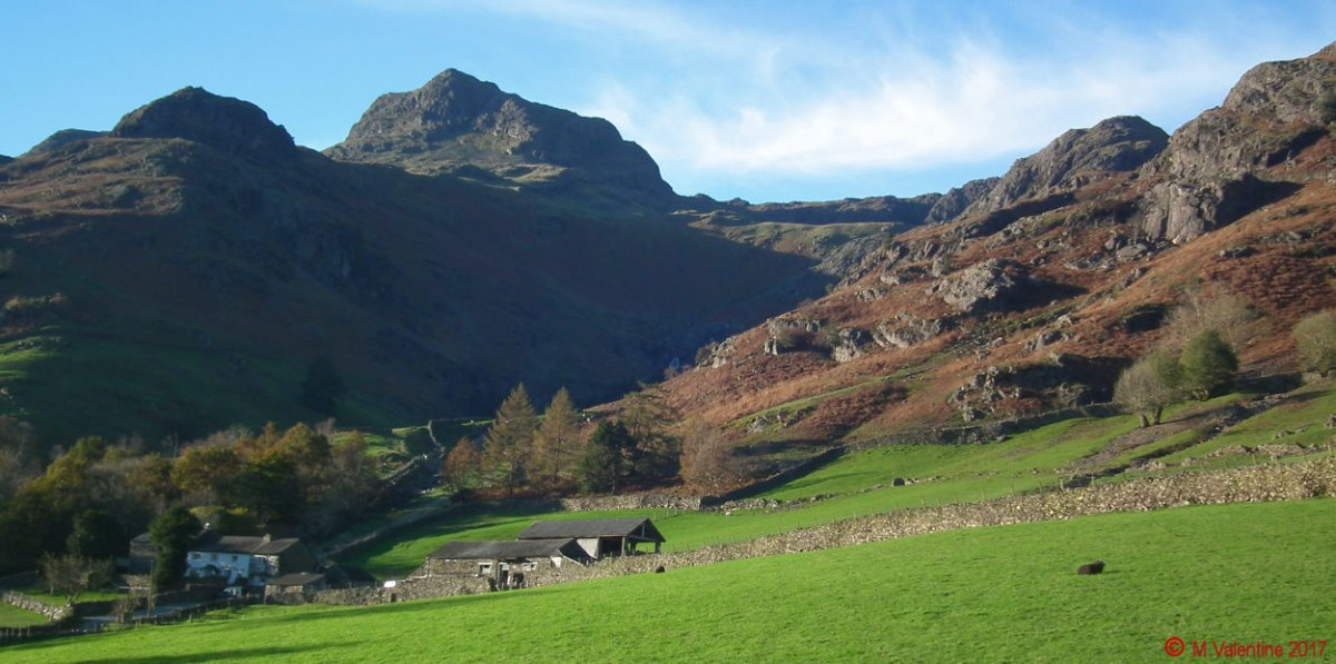 12 Langdale Pikes from Valley level.jpg
