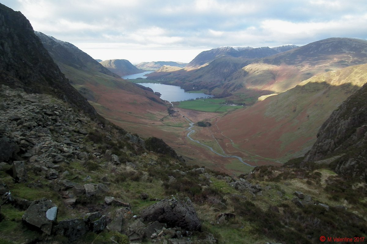 0019 Buttermere & Crummock Water, taken near Green Crag.jpg